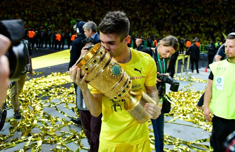 Trophy no.1
