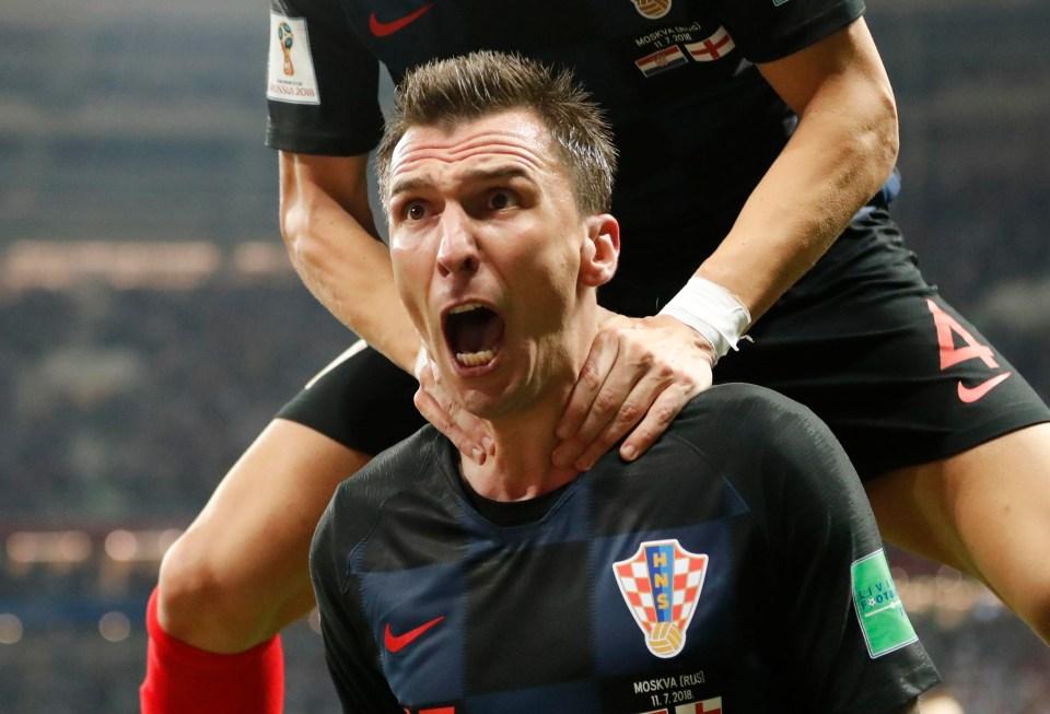 Thankfully Mario Mandzukic has called time on his international career