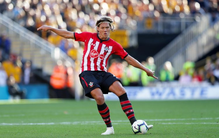 Vestergaard cost Southampton £20m in the summer