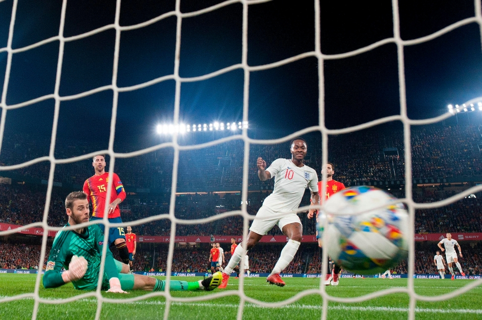 England beat Spain away in a competitive match, what isn't there to like?