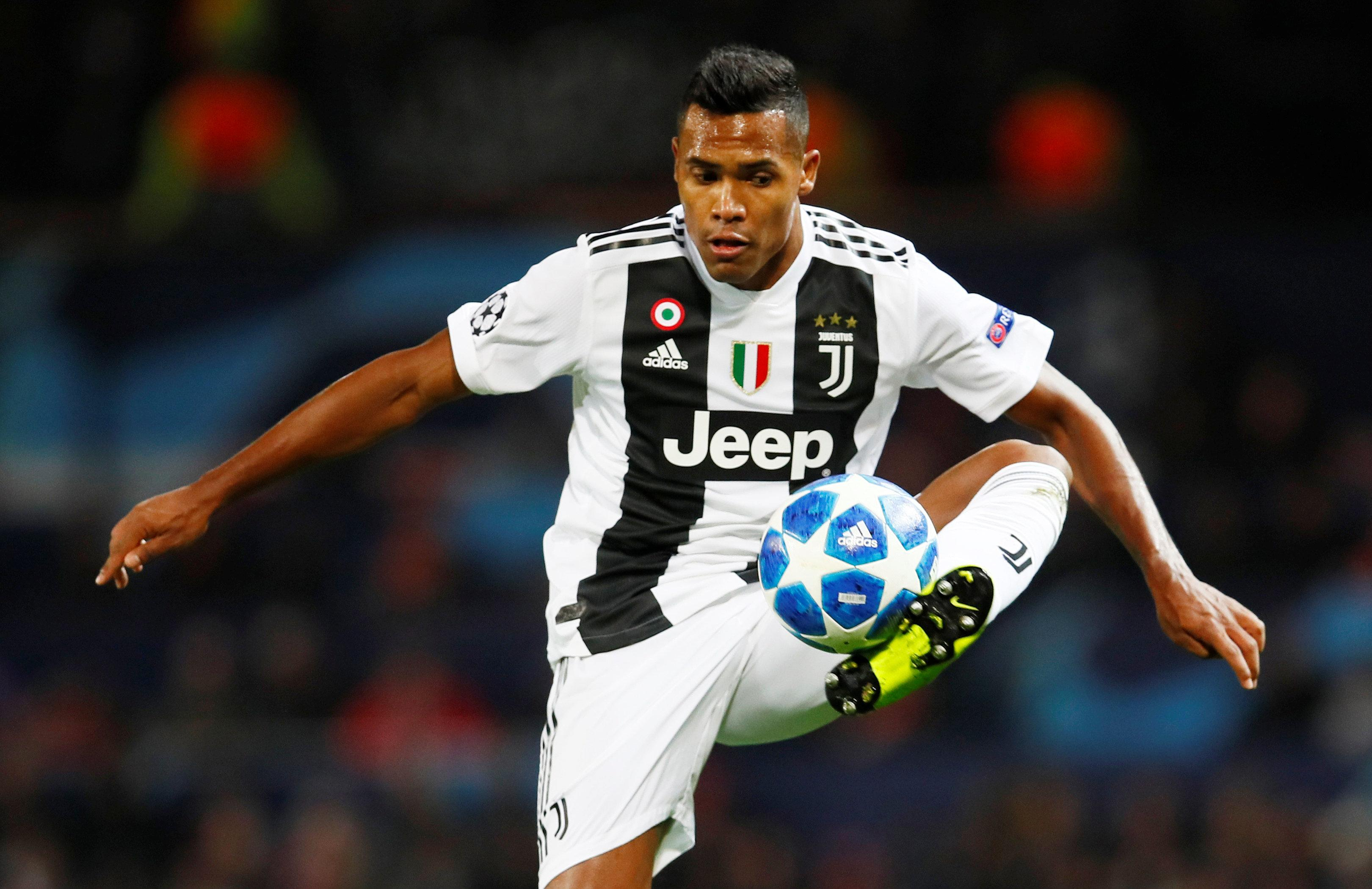 Juventus star Alex Sandro has been regularly linked with the club