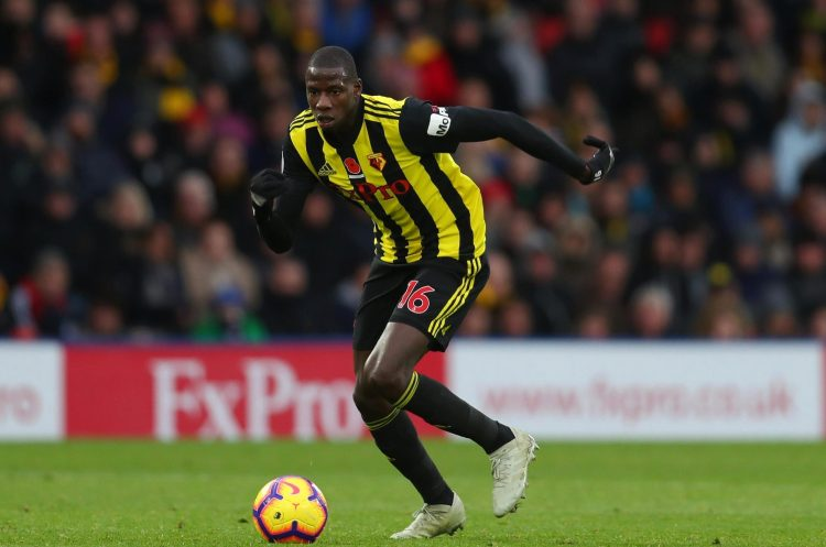 The Watford man has put in the work this year