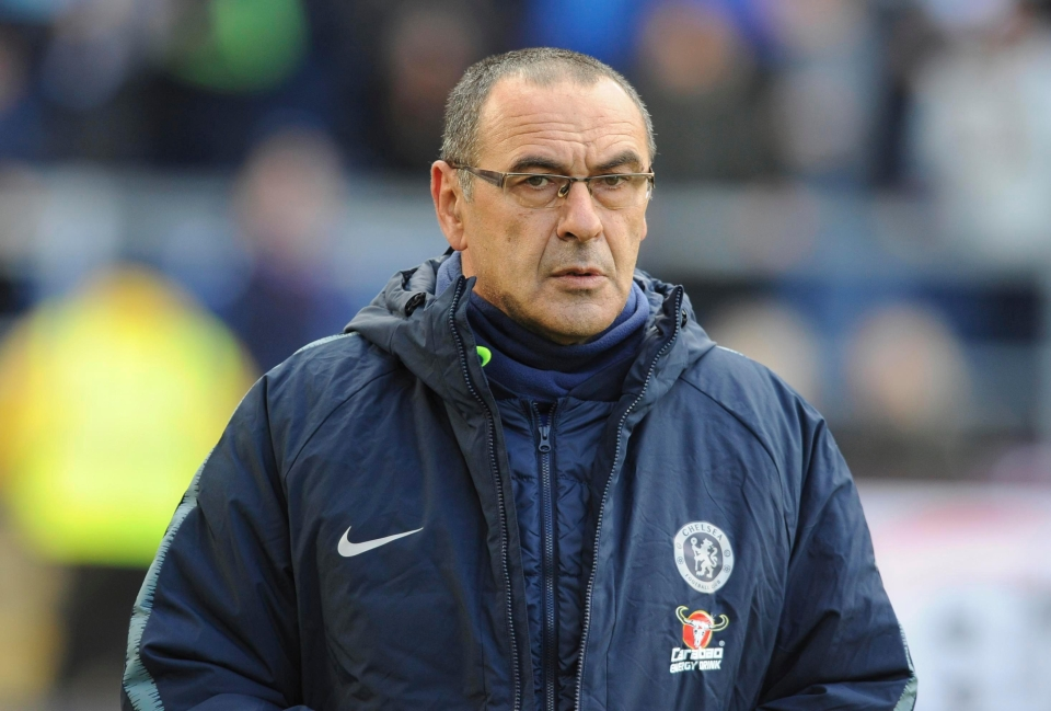 Chelsea boss Maurizio Sarri has hinted his star man may only be able to play one half at the weekend