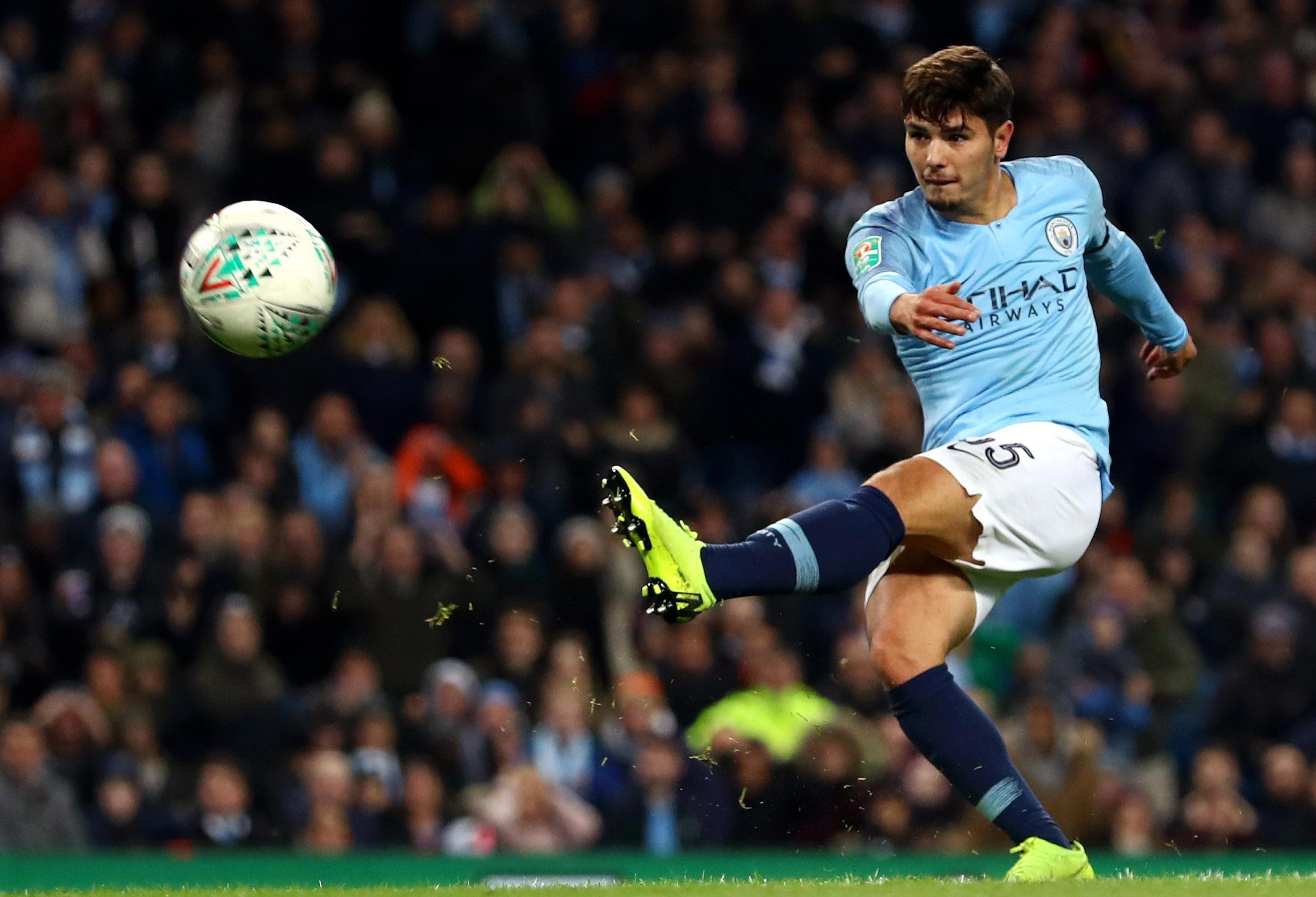 Diaz is highly rated at City