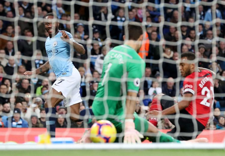 Don't worry Raheem it's going in
