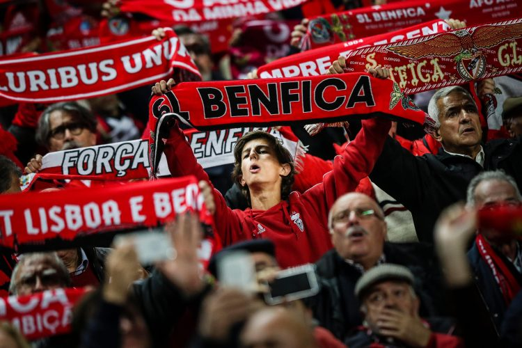 Benfica have won four out of the last five league titles