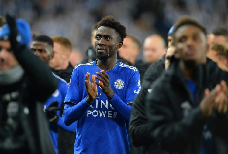 Ndidi has impressed The Foxes this year