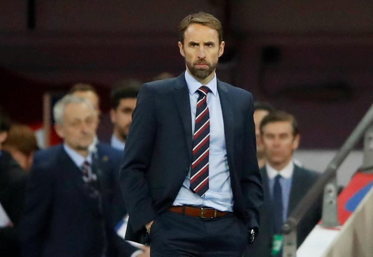Gareth Southgate wouldn't have been impressed