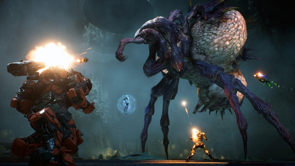Could Anthem help Bioware recover from Mass Effect? We'll have to wait and see