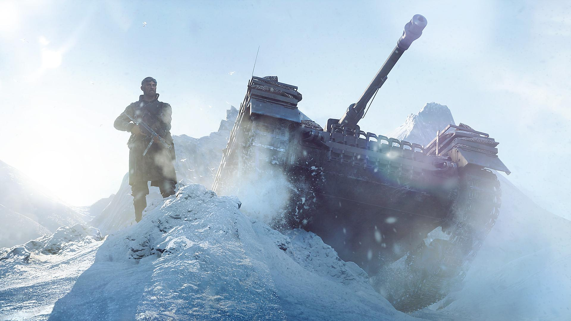 Battlefield V is once again powered by Frostbite – and looks best on an Nvdia RTX-powered PC