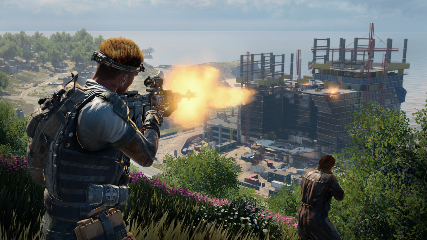 Blackout is COD's standout offering this year