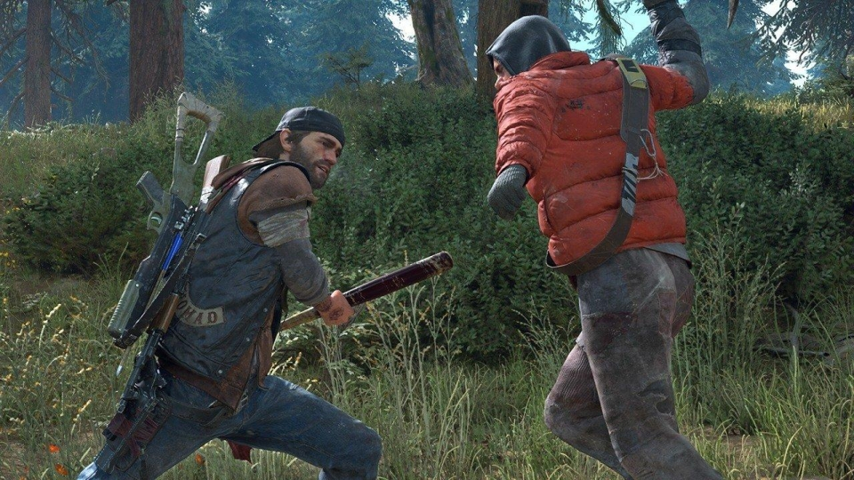 It may keep getting delayed, but we're still very excited about Days Gone