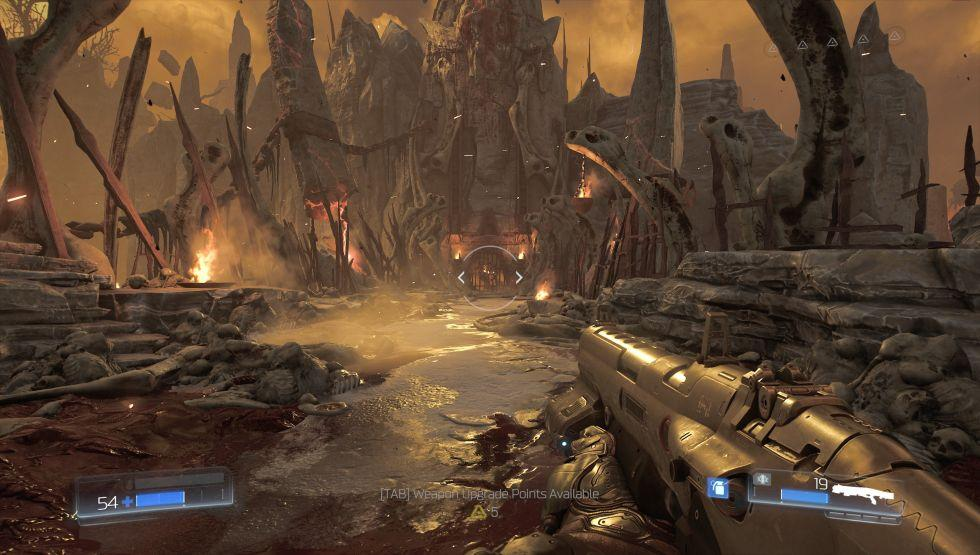 Blood, gore and lots of guns – Doom Eternal will be an absolute blast