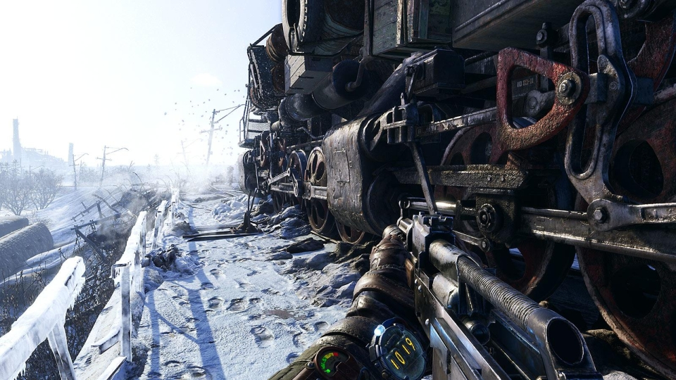 Metro will once again push the boundaries when it comes to graphics