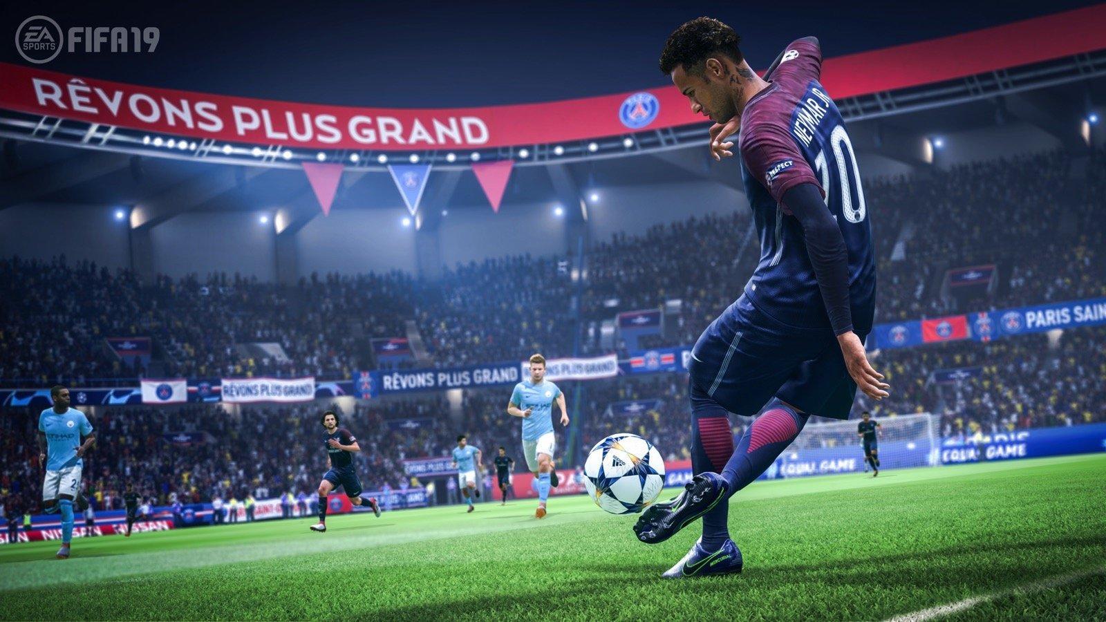 The scripting debate is hotting up in FIFA 19