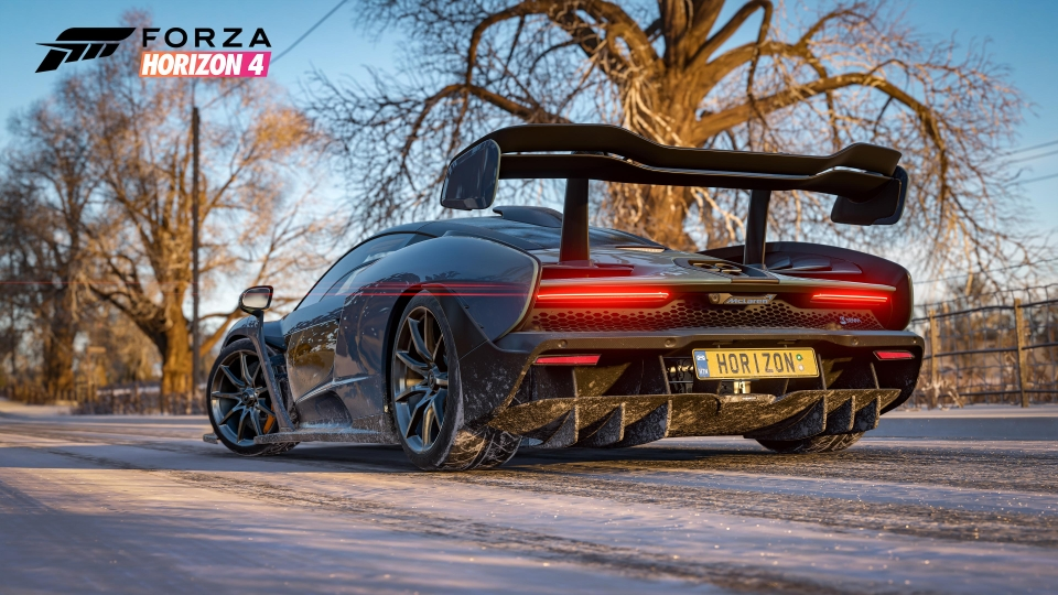Forza Horizon 4 is one of the highest-rated games on Microsoft's console