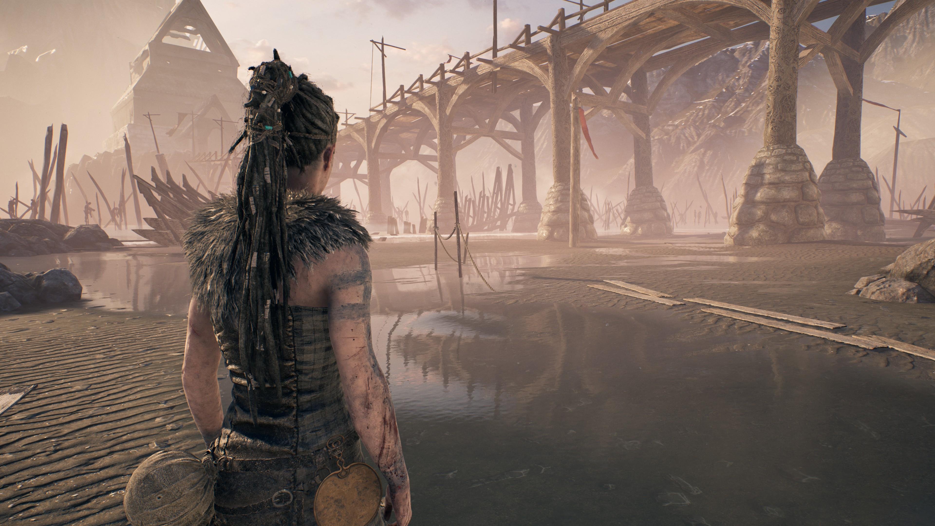 Hellblade is one of the finest games ever made and should not be missed