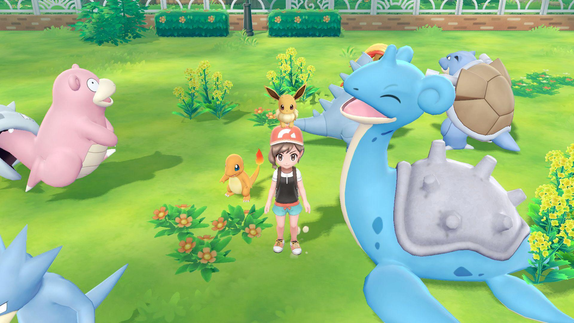 Pokemon Let's Go is a stunning game – and offers hours of fun