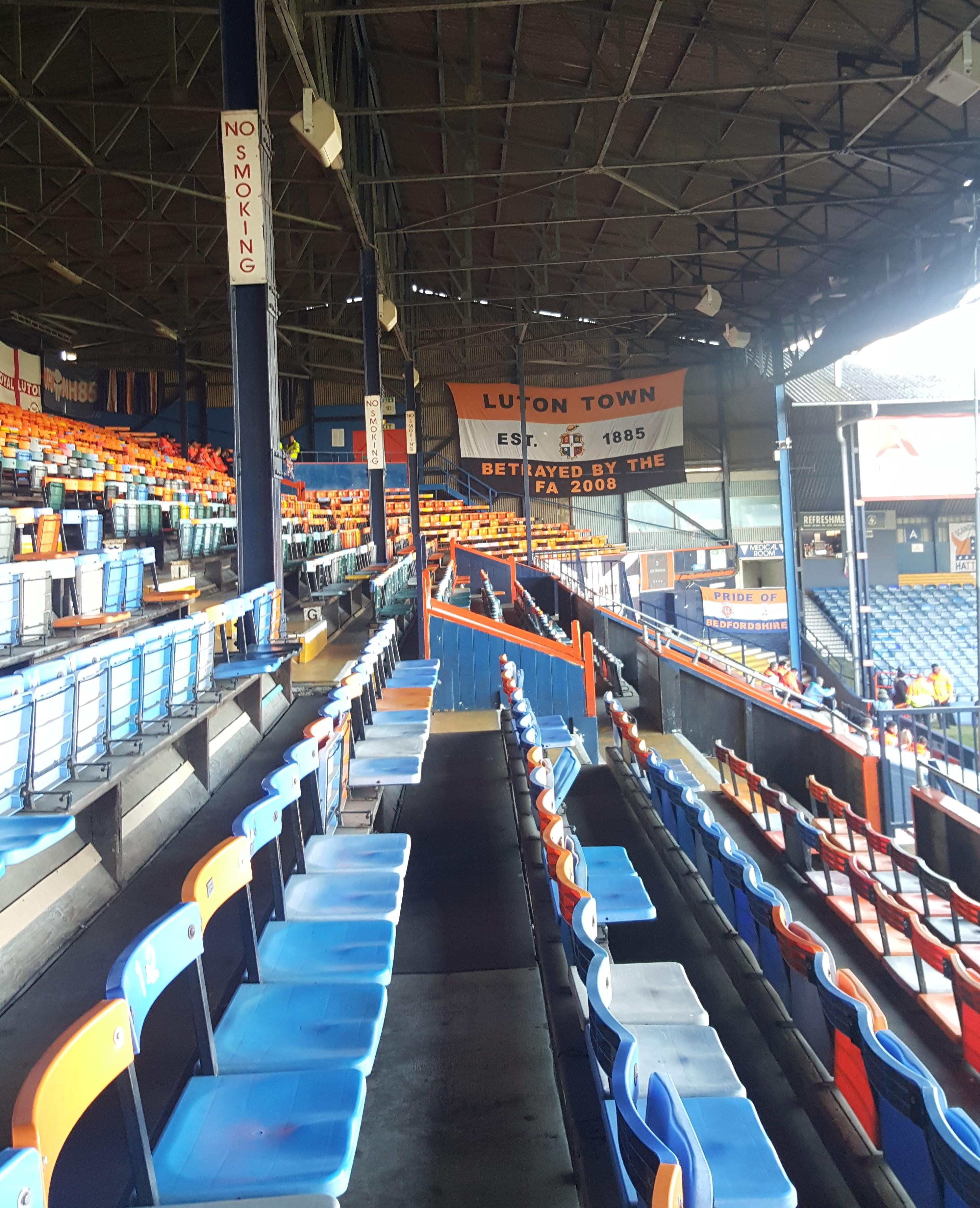 Home of the Hatters