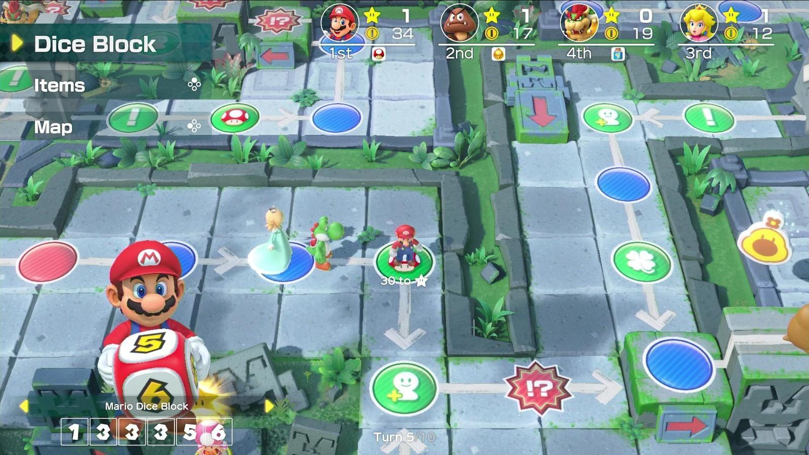 Super Mario Party is the perfect game to play with mates this Christmas