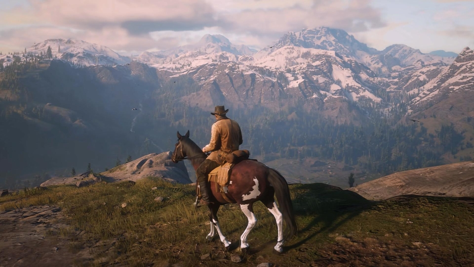 Red Dead 2 is one of the finest games of the year