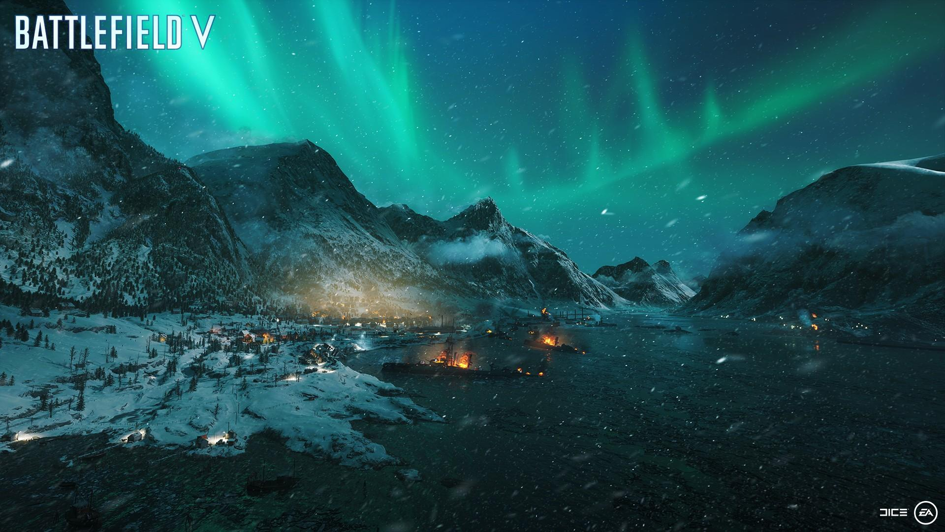 Battlefield V is truly a stunning-looking game