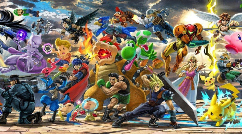 Smash Bros. is just a few days away and will be top of most Switch owners' most-wanted lists