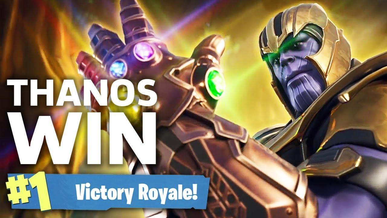 Fortnite Season 7 Will We See The Return Of Thanos And More Crazy