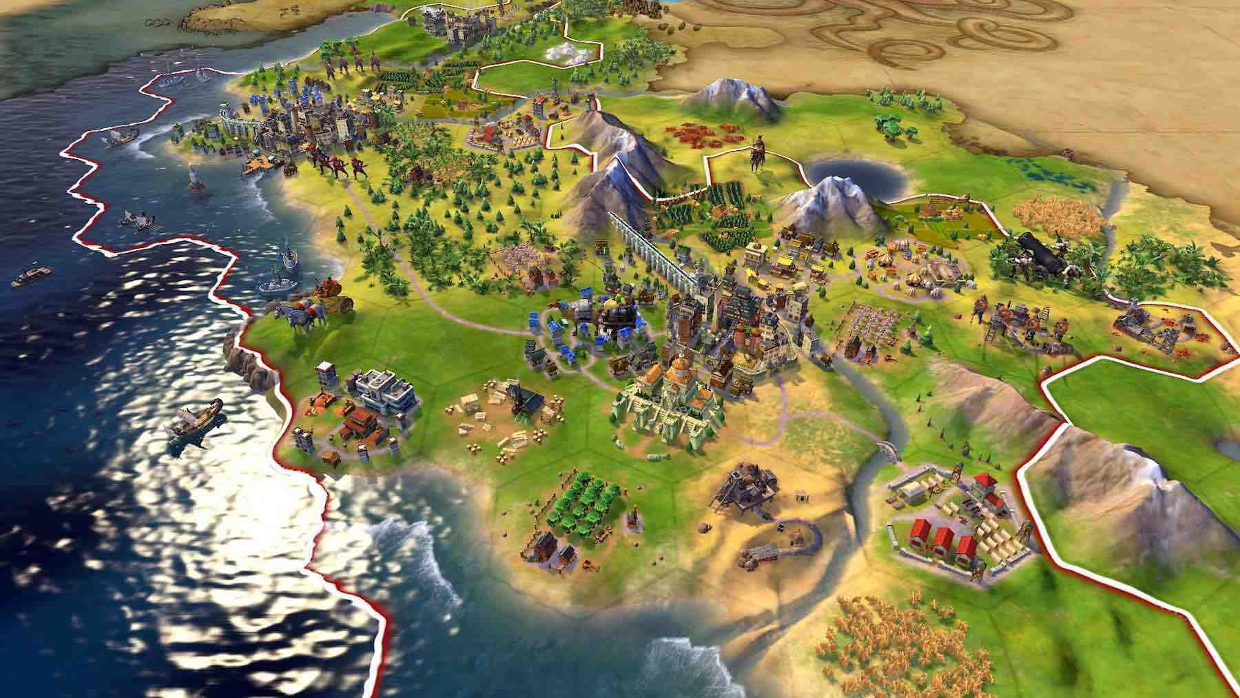 Civilization will keep strategy fans entertained for hours