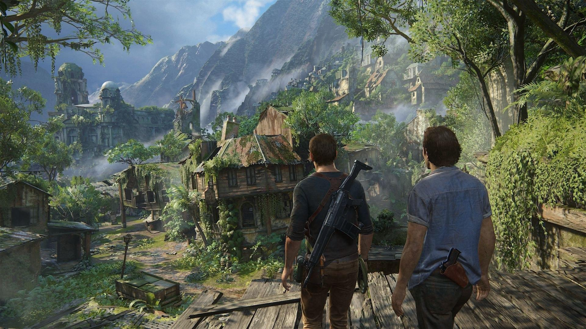 Uncharted in 8K, anyone?