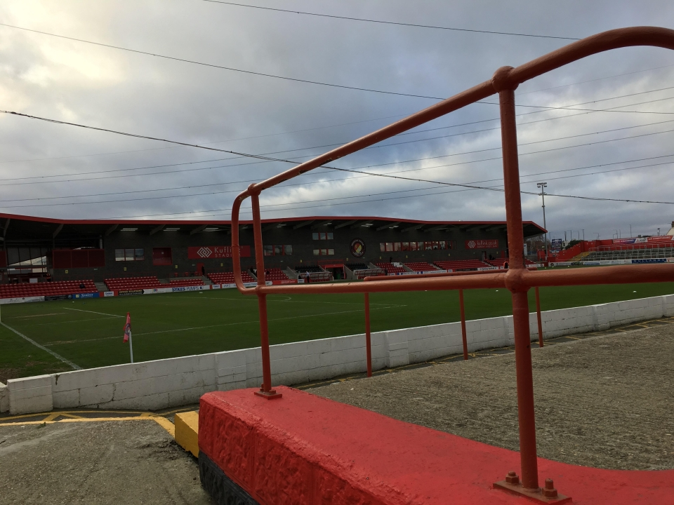 All four sides of the Fleet's ground will be redeveloped