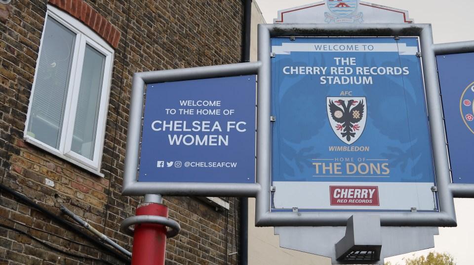 Where Chelsea Women call home