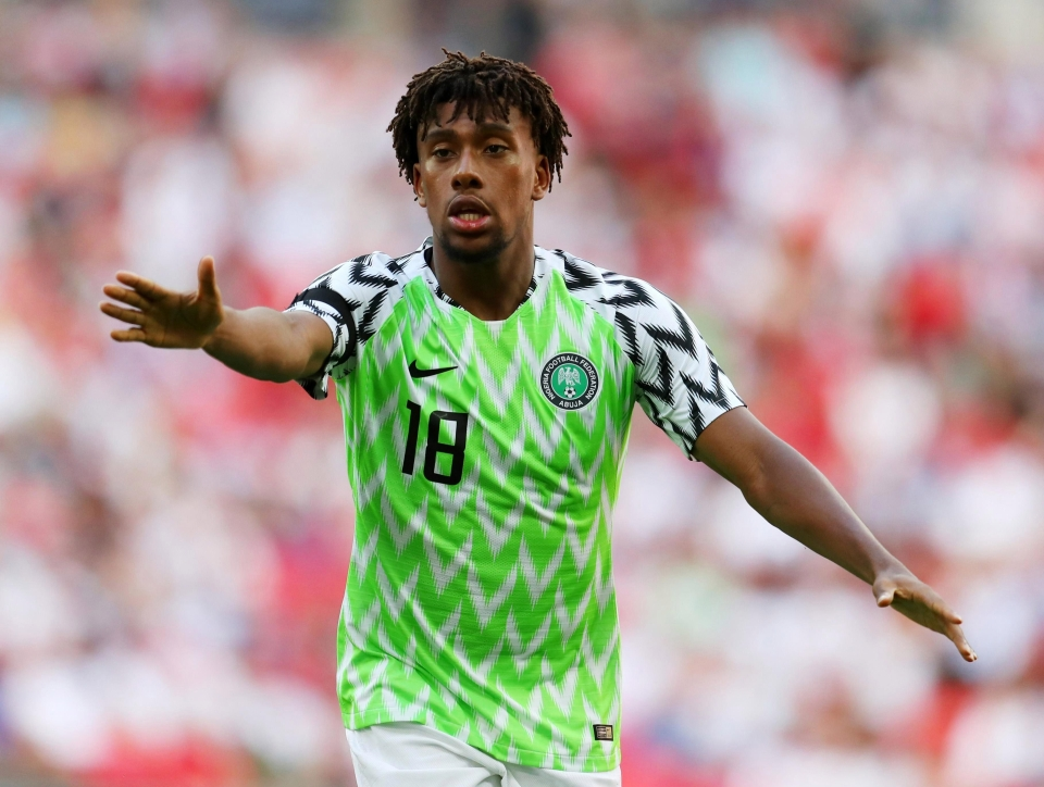 A star for Nigeria but his club form for the first half of 2018 left plenty to be desired