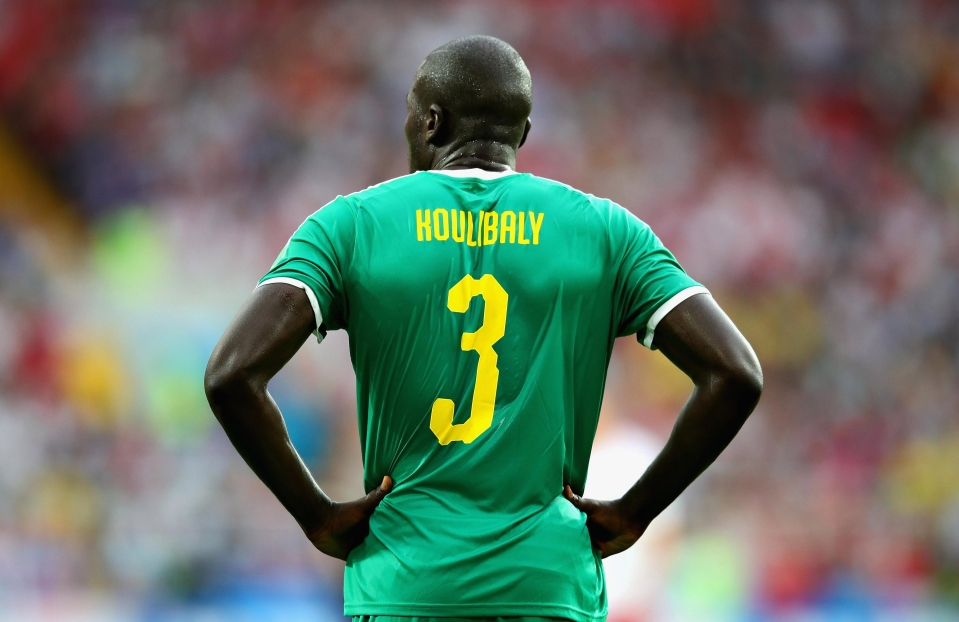 Representing Senegal at the World Cup