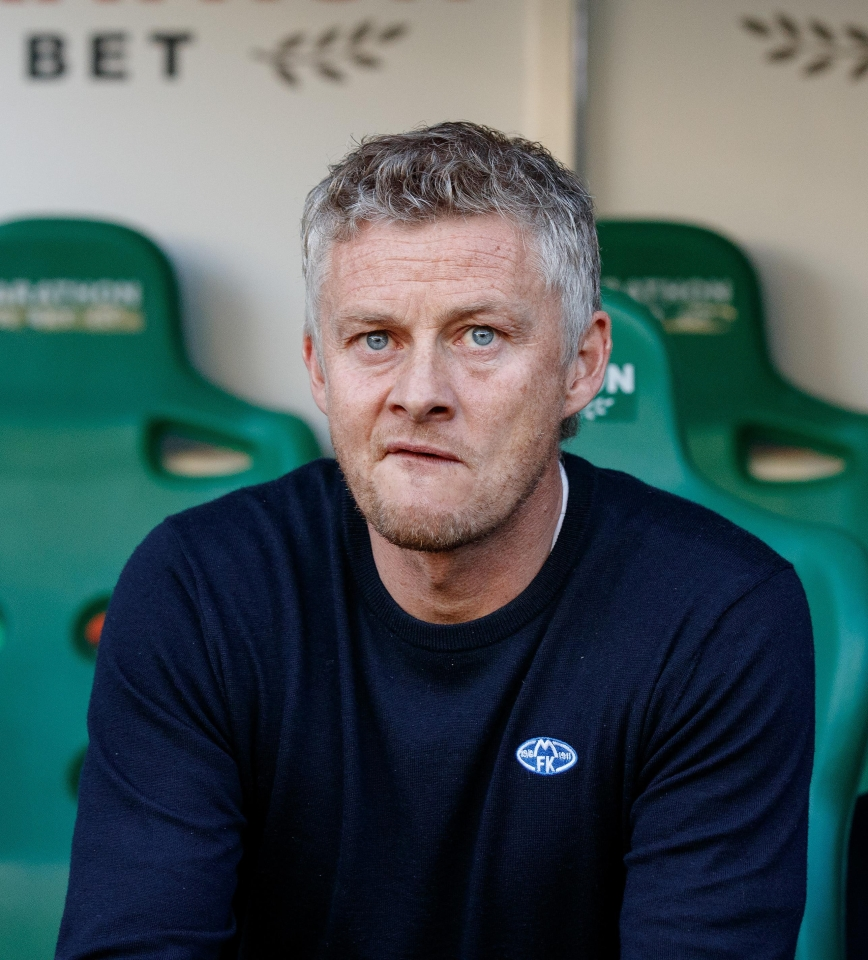 Solskjaer has been the manager of Molde since 2015, and was previously with the club between 2011 and 2014 before leaving for Cardiff