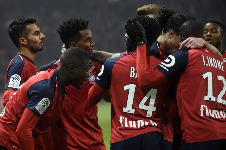 Lille look like PSG's biggest rivals this year