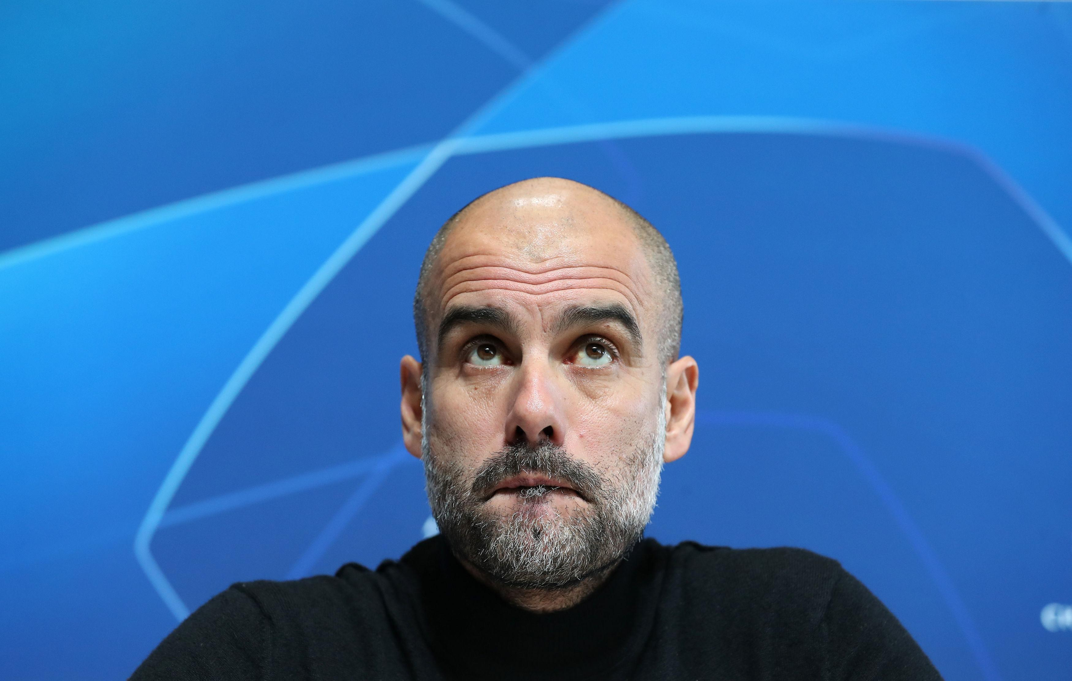 Pep's idea of footballing porn