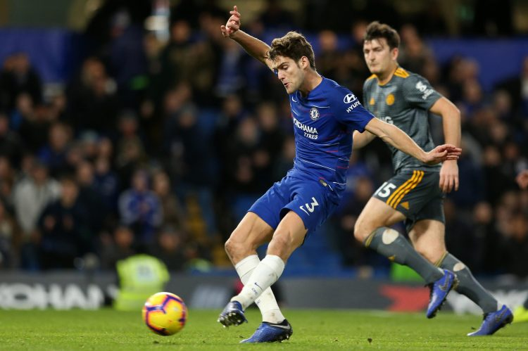 Chelsea came close but Leicester held firm