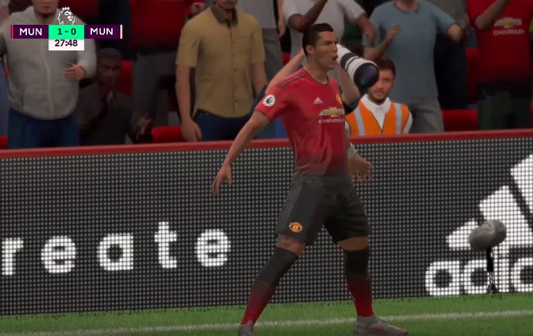 Ronaldo back in red
