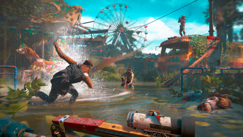 Far Cry New Dawn Here S Why Us Nuclear Apocalypse Has Never