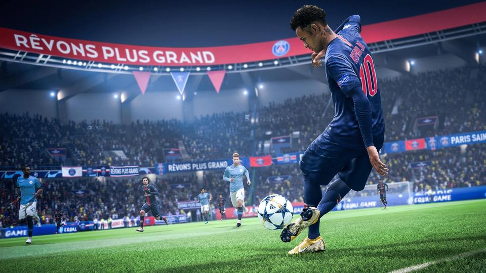 FIFA 19 has encourages players to buy packs on Ultimate Team