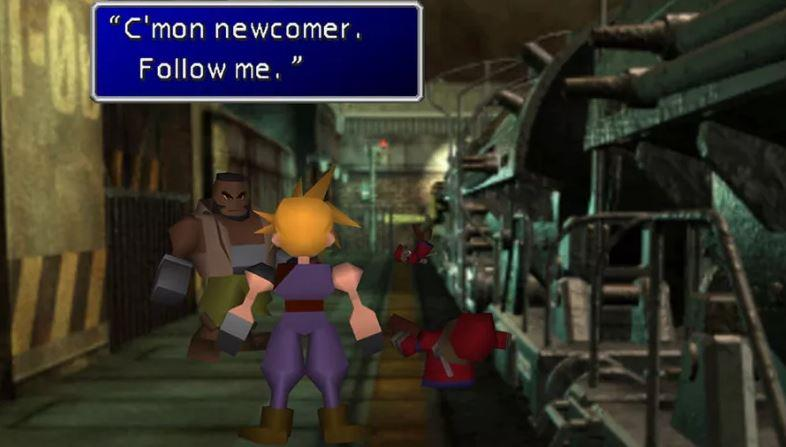 Final Fantasy VII is every bit as magical as you remember