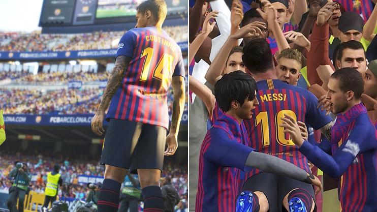 Konami is now giving away PES 2019 for free - yes, seriously