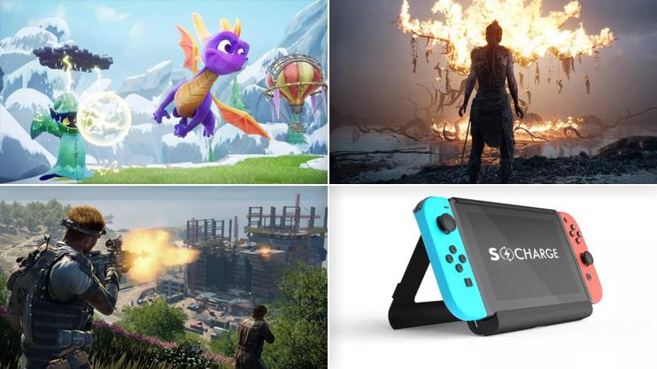 The essential Christmas gaming gift guide - prices