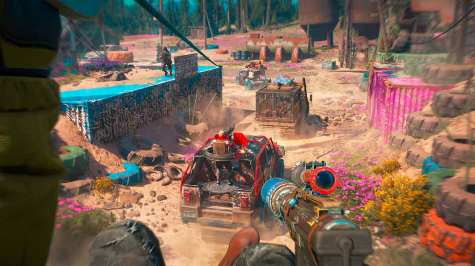 Far Cry New Dawn Here S Why Us Nuclear Apocalypse Has Never Looked So Good
