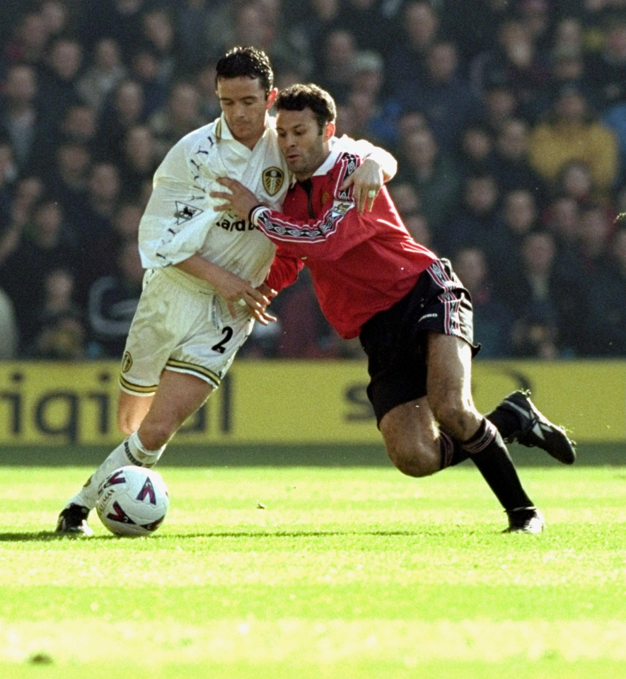 Gary Kelly and Ryan Giggs; one-club men