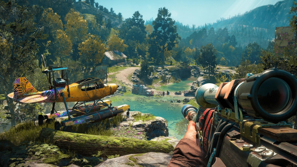 Far Cry New Dawn offers a fresh take on the nuclear apocalypse