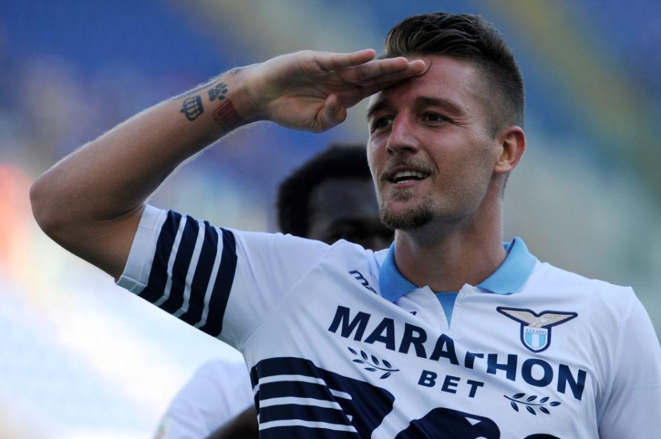 His long term future at Lazio remains unclear