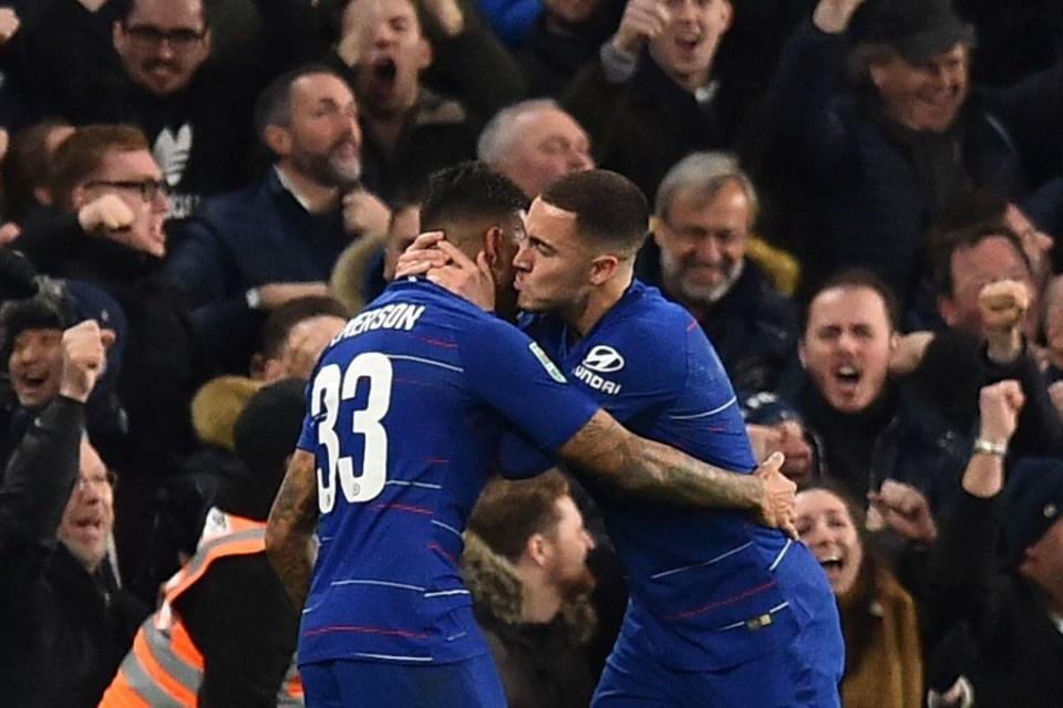 He's earned the approval of Eden Hazard