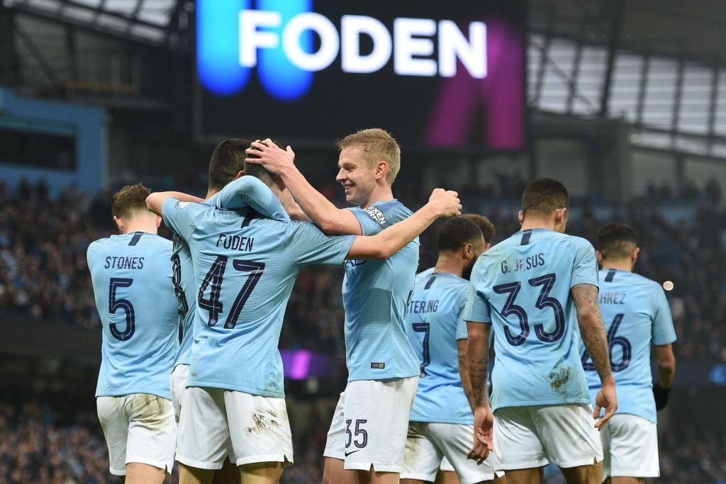City emphatically dealt with Rotherham at the Etihad